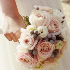 插花教学之:新娘花束与礼仪花束介绍
