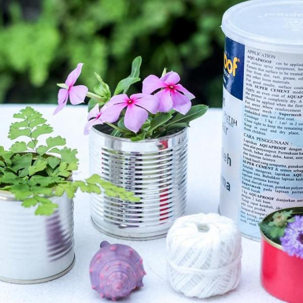 How to Make Cheap Containers