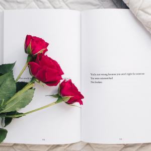 Rose in Literature